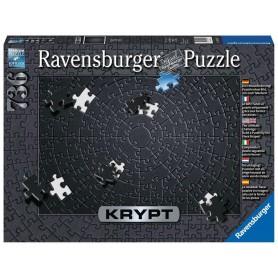 Krypt puzzle Black (736 pièces)