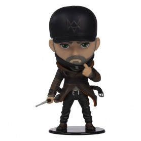 Watch Dogs Ubisoft Heroes Collection figurine Chibi Aiden Pearce 10 cm