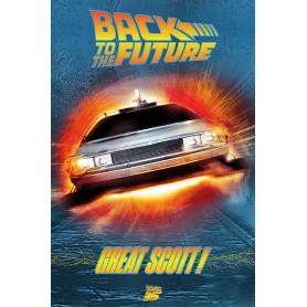 Retour vers le futur posters Great Scott! 61 x 91 cm (pack de 5)