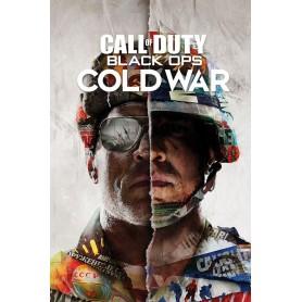 Call of Duty Black Ops Cold War posters Split 61 x 91 cm (pack de 5)