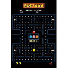 Pac-Man posters Maze 61 x 91 cm (pack de 5)