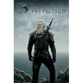 The Witcher posters On the Precipice 61 x 91 cm (pack de 5)