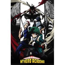 My Hero Academia posters Hero Killer Stain 61 x 91 cm (pack de 5)