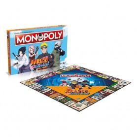 Naruto jeu de plateau Monopoly *FRANCAIS*
