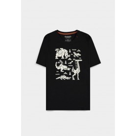 Horizon Forbidden West T-Shirt Graphics (L)