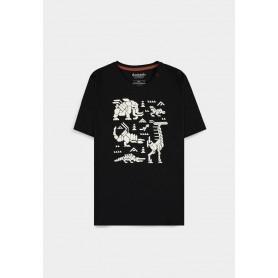 Horizon Forbidden West T-Shirt Graphics (M)