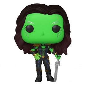What If...? POP! Marvel Vinyl Figurine Gamora, Daughter of Thanos 9 cm