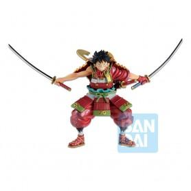 One Piece statuette PVC Ichibansho Armor Warrior Luffytaro 20 cm