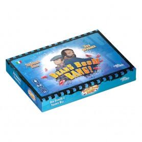 Bud Spencer & Terence Hill jeu de cartes BEANS BOOM BANG! *ITALIEN*