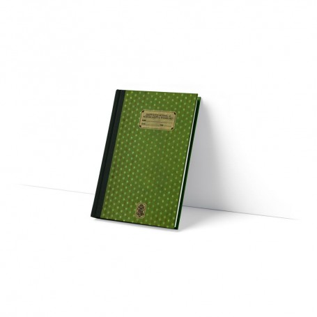 Harry Potter cahier Premium 1910 Slytherin Exercise Book