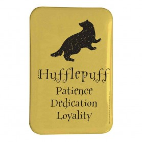 Harry Potter aimant Hufflepuff