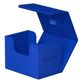 Ultimate Guard Sidewinder 80+ XenoSkin Monocolor Bleu