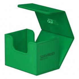 Ultimate Guard Sidewinder 80+ XenoSkin Monocolor Vert
