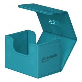 Ultimate Guard Sidewinder 80+ XenoSkin Monocolor Bleu Pétrole