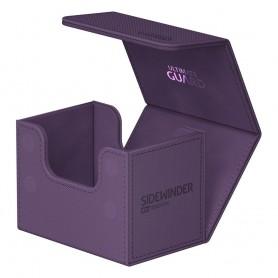 Ultimate Guard Sidewinder 80+ XenoSkin Monocolor Violet