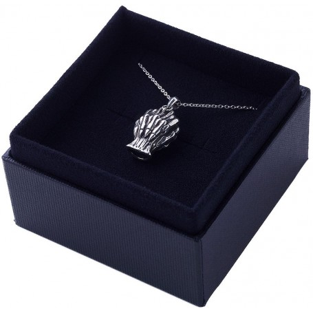 Made in Abyss pendentif et collier The Lord of Dawn - White Whistle (argent sterling)
