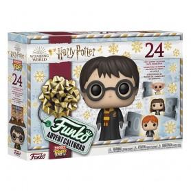 Harry Potter Pocket POP! calendrier de l´avent 2021