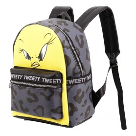 Looney Toones sac à dos Fashion Tweety Angry Face