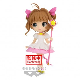 Cardcaptor Sakura Sakura Card figurine Q Posket Sakura Kinomoto Ver. A 14 cm