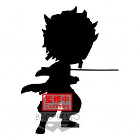 Demon Slayer Kimetsu no Yaiba figurine Q Posket Tanjiro Kamado III Ver. A 13 cm