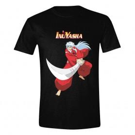InuYasha T-Shirt Sword Pose (S)