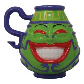 Yu-Gi-Oh chope Pot of Greed Limited Edition