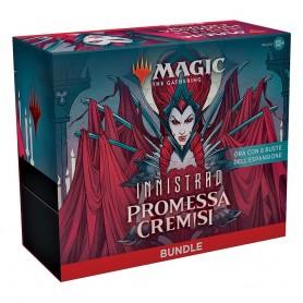 Magic the Gathering Innistrad: Promessa Cremisi Bundle *ITALIEN*