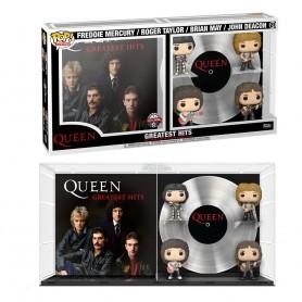 Queen pack 4 figurines POP! Albums Vinyl Greatest Hits 9 cm