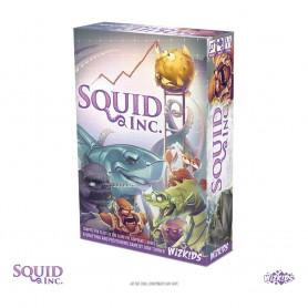 Squid Inc. jeu de plateau *ANGLAIS*