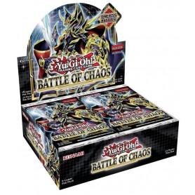 Yu-Gi-Oh! Battle of Chaos présentoir boosters (24) *ANGLAIS*