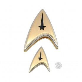 Star Trek Discovery set pin's & pin Enterprise Command
