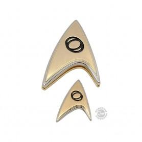 Star Trek Discovery set pin's & pin Enterprise Science