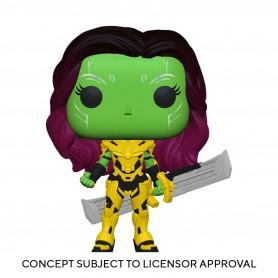 What If...? POP! Animation Vinyl figurine Gamora with Blade of Thanos 9 cm