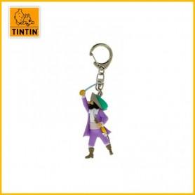 Porte clés PVC - Chevalier de Hadoque 7.5cm