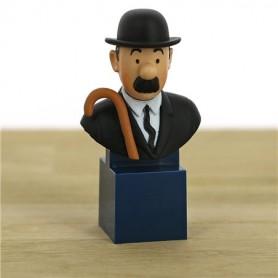 Figurine Buste PVC - Dupond