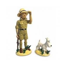 Plombs Tintin et Milou Congo