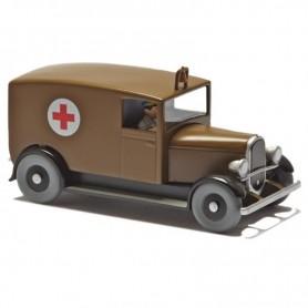 Voiture Ambulance Brown