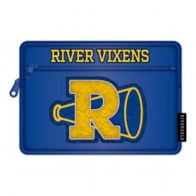 Riverdale trousse River Vixens (Flocked Logo)