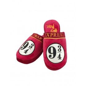 Harry Potter chaussons 9 3-4 Hogwarts Express (M)