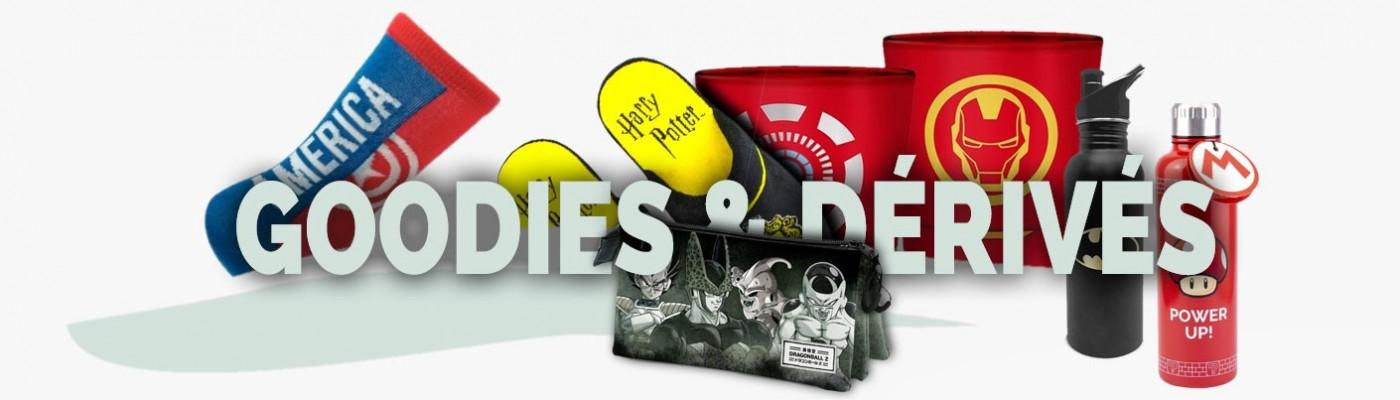 Acheter  Les Goodies & Dérivés  Disney, Marvel, Harry Potter